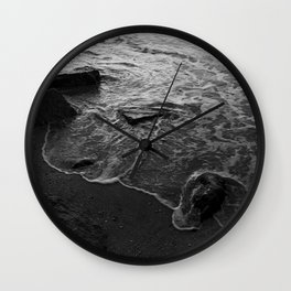 Come to Shore Wall Clock