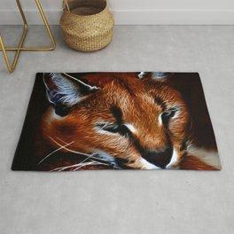 Karakul wildcat Rug