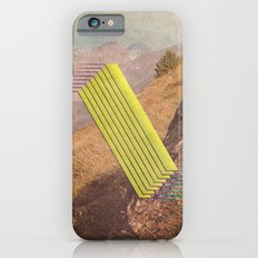 RAIN BOW MOUNTAINS Slim Case iPhone 6s