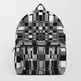 warped plaid. 2018. 5 Backpack