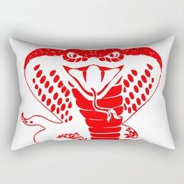 Kung Fury Rectangular Pillow