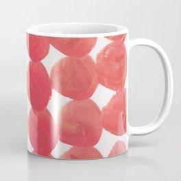 11  | 190408 Red Abstract Watercolour Coffee Mug