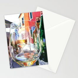 Burano Glass Stationery Cards