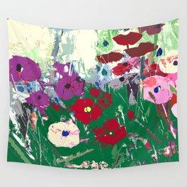 Garden Delight Wall Tapestry