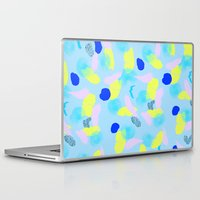 miami Laptop & iPad Skins featuring Miami  by Y A Y