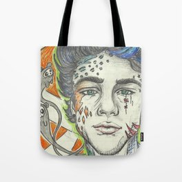 Wild things Tote Bag