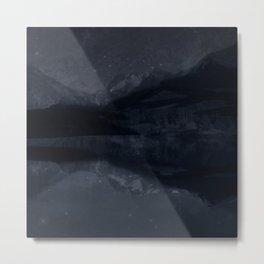 Night Valley Metal Print