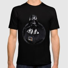 Darth Vader Black Mens Fitted Tee SMALL