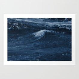 Breaker III Art Print