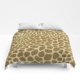 Giraffe Print Comforters
