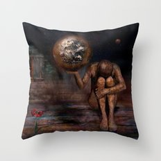 Save our World 15 Throw Pillow