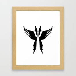 Pica and Pica Framed Art Print