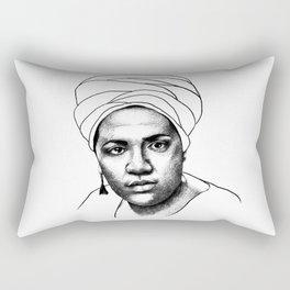 Audre Lorde Rectangular Pillow