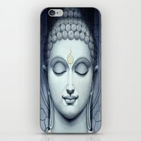 buddah iPhone & iPod Skins featuring BUDDAH by I Love Decor