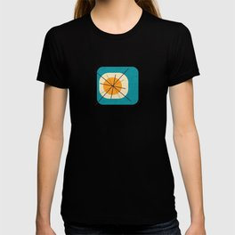 Flower Eggs Green T-shirt