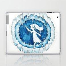 Frozen Girl Plays Yo-Yo Laptop & iPad Skin