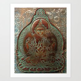 Enlightened Art Print