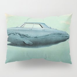 the Buick of the sea 02 Pillow Sham