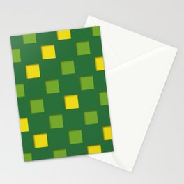 checkered pattern #20 Stationery Cards