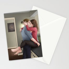 Fitzsimmons - Apartment Warming Stationery Cards