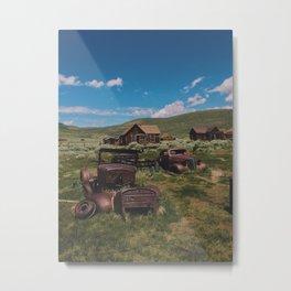 Bodie, Ca 2 Metal Print