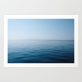 Wonderful Horizon Art Print