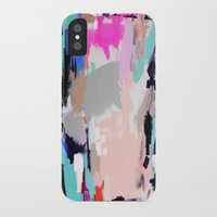 hollywood iPhone & iPod Cases featuring Hollywood by kristinesarleyart