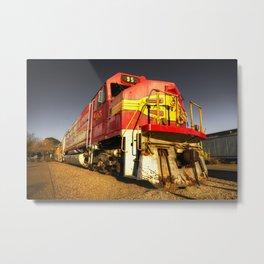 Santa Fe no 95  Metal Print