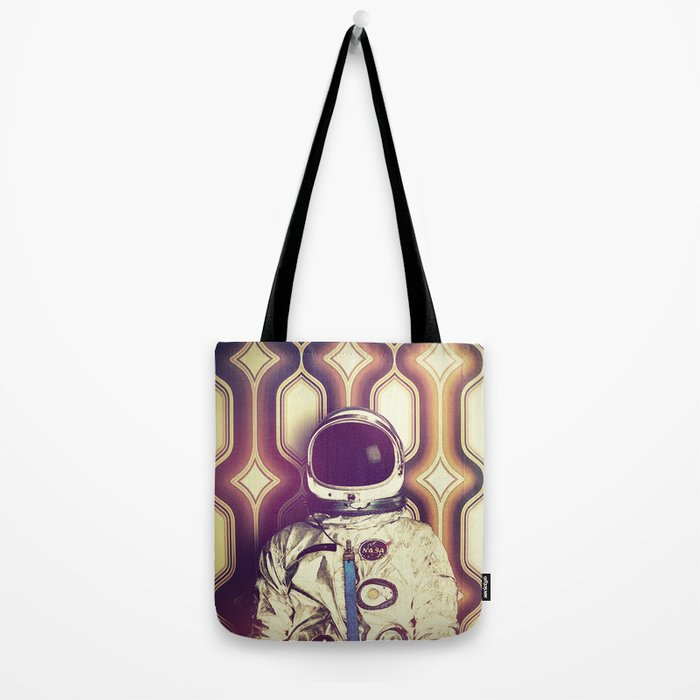 Back Down To Earth Tote Bag