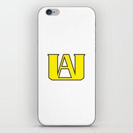 UA iPhone Skin