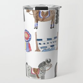 Jumper Ponies Travel Mug