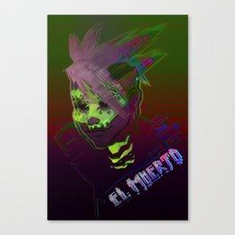 Cut the Lights Canvas Print