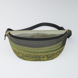 Once Upon a Time a Field of Flowers Fanny Pack