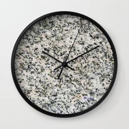 TEXTURES -- Riverstone 3 Wall Clock