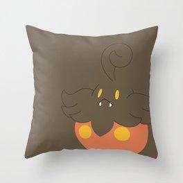 Pumpkaboo Throw Pillow
