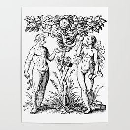 Adam & Eve Poster