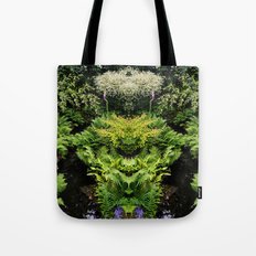 The Chinese Garden Tote Bag