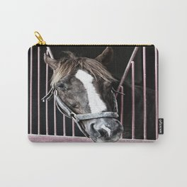 lonely horse Carry-All Pouch