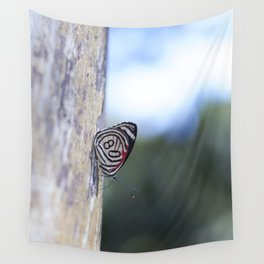 Butterfly 80 Wall Tapestry