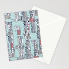 dreaming of york in tudor Stationery Cards