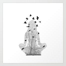 Noesis Art Print