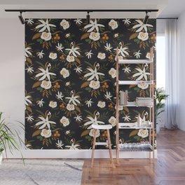 Vesper Bouquet Wall Mural