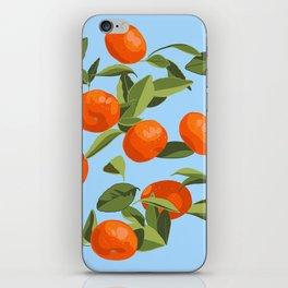 Good Luck Mandarin Oranges iPhone Skin