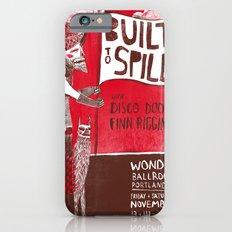 Built to Spill - Wonder Ballroom, Portland iPhone 6s Slim Case