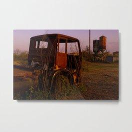 oldtruck Metal Print