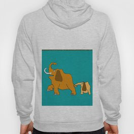 Me and my Elephant son Hoody