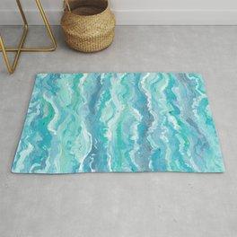 Ocean Melt Rug