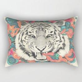 bengal mandala Rectangular Pillow