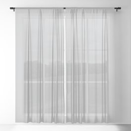 Sterling Luna Song Sheer Curtain
