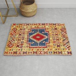 Ait Ouaouzguite Moroccan Berber Rug Print Rug